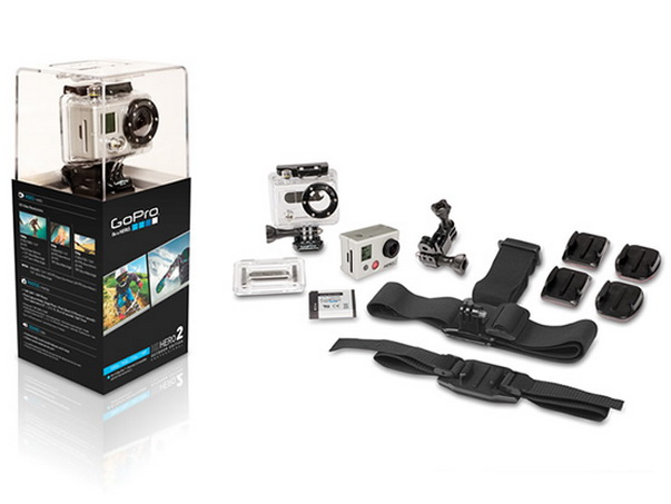 комплект аренды GoPro HERO 2 HD