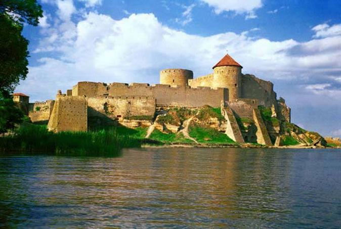 Аккерман. Білгород-Дністровська фортеця.